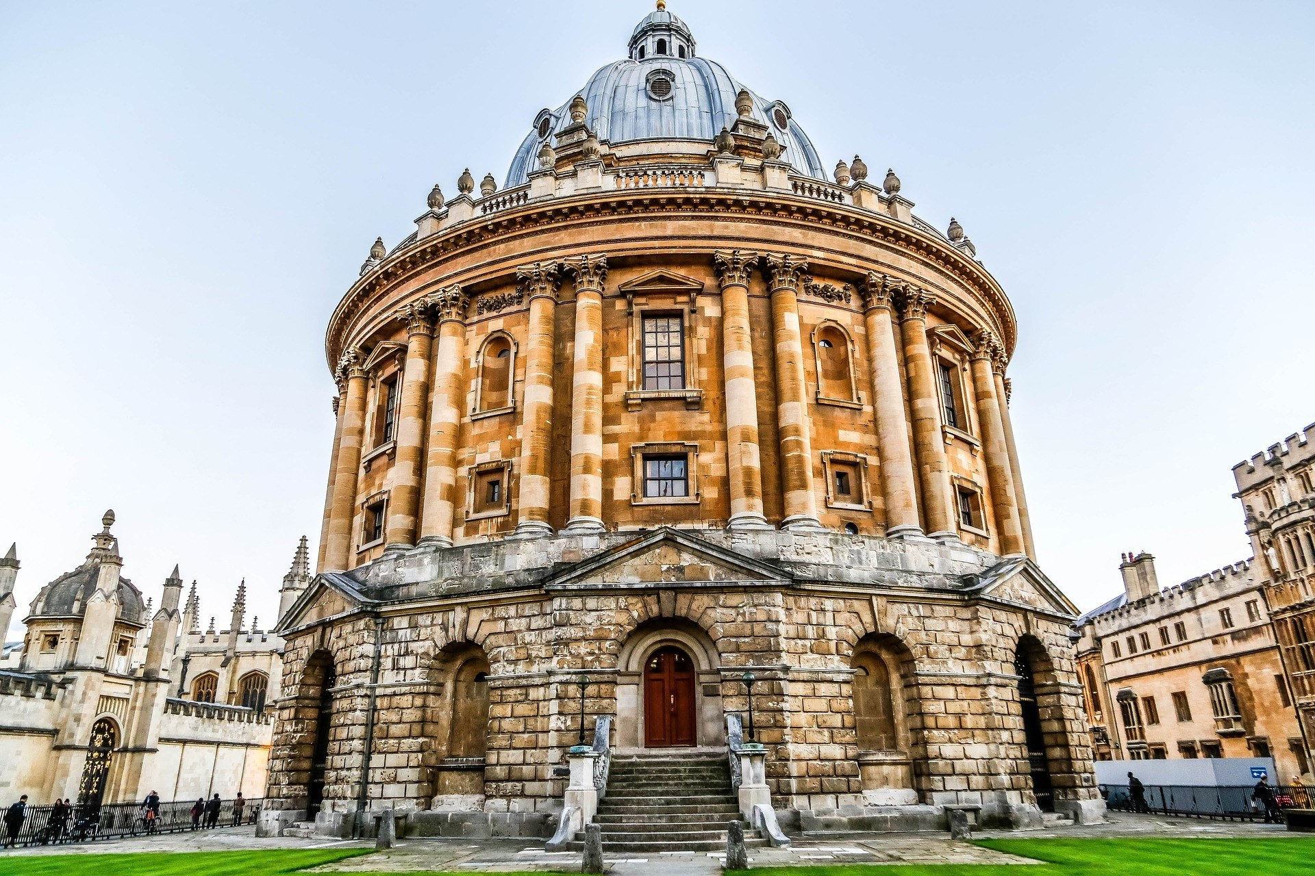 Campus Building at the University of Oxford